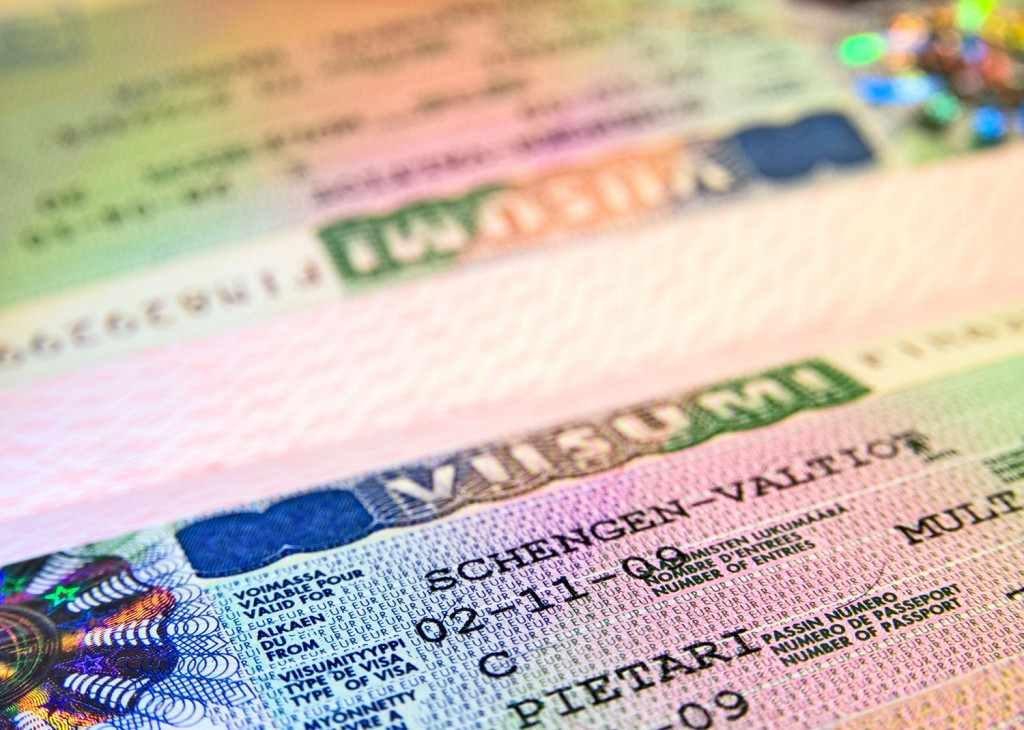 Документы на визу в Словению для россиян