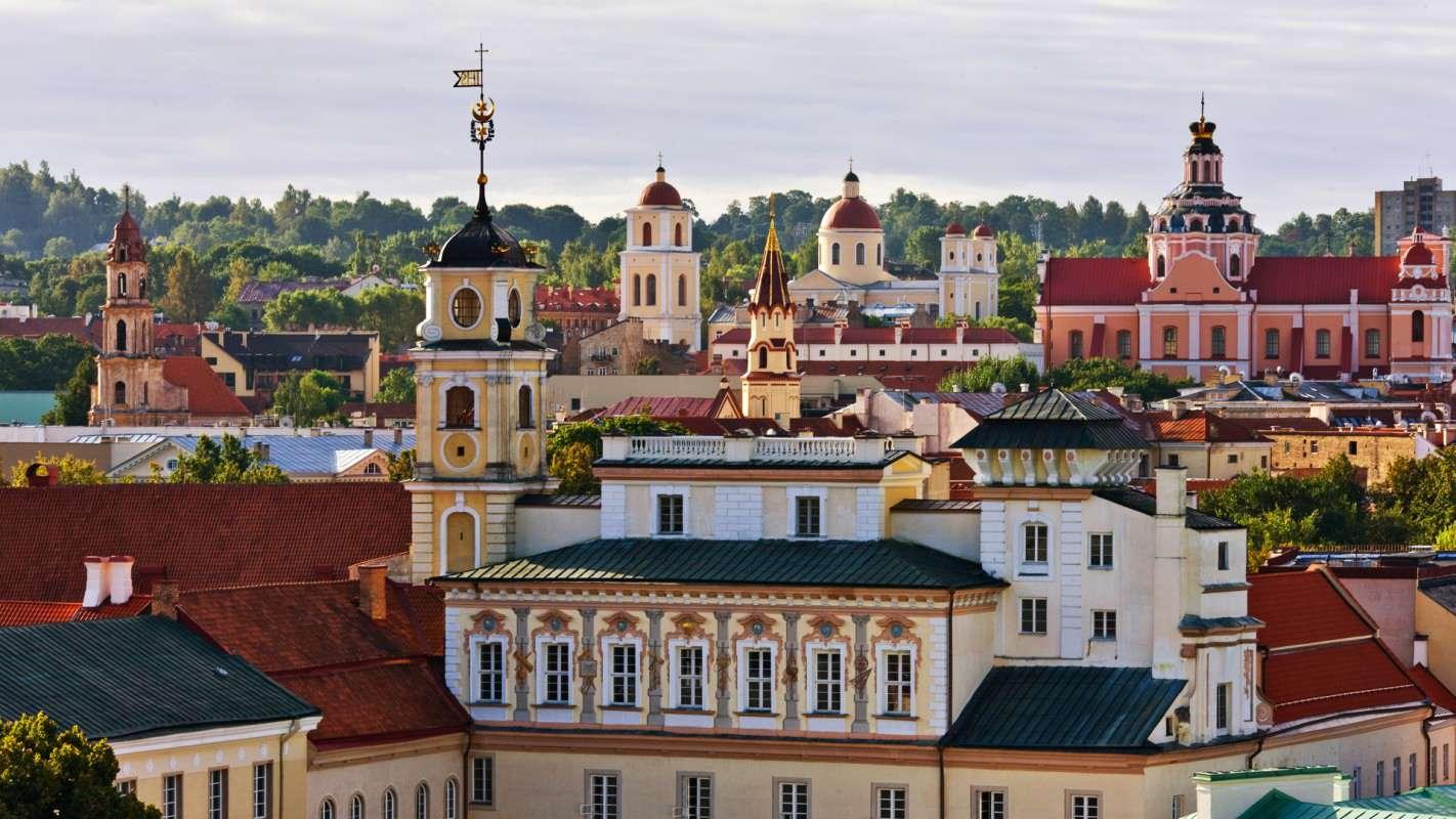 Как получить вид на жительство в Литве для россиян
